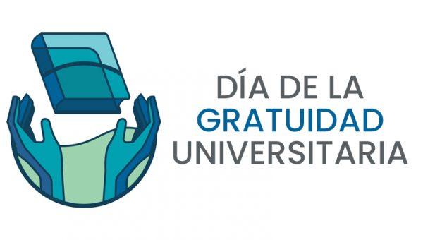 Día de la Gratuidad Universitaria Logo