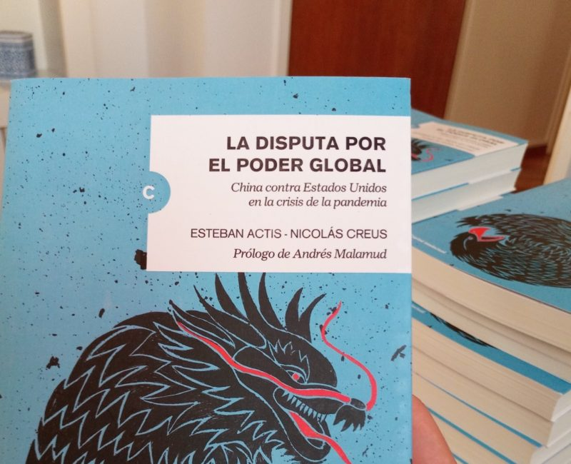La disputa por el poder global libro