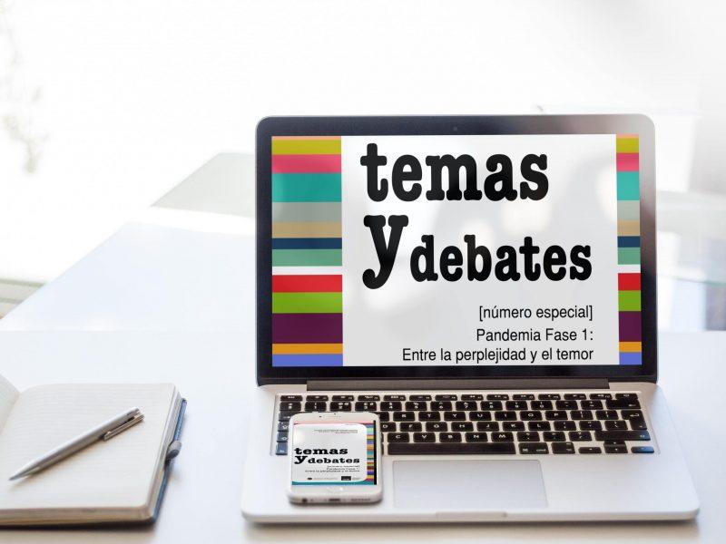 Temas y Debates edición pandemia