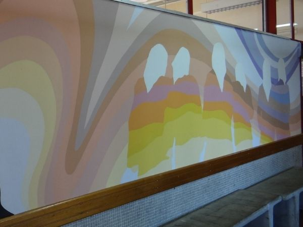Mural Día de la Memoria