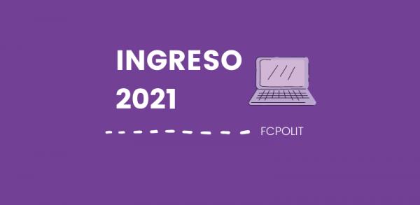 cursillo de ingreso 2021 fcpolit